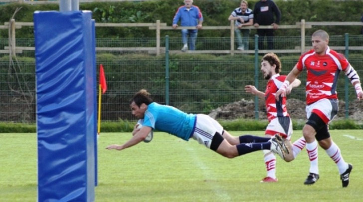 GranSasso Rugby- Rangers Rugby