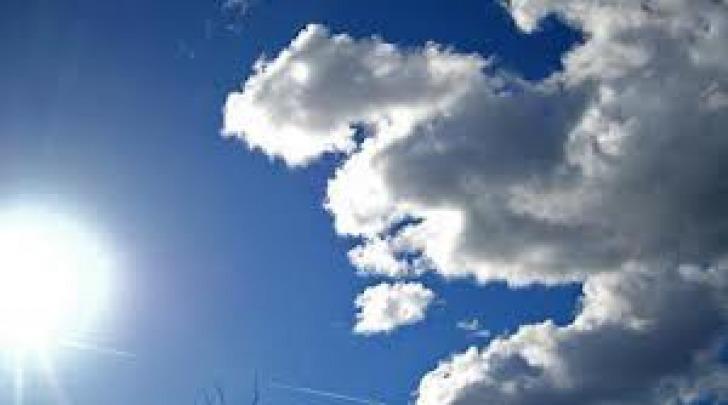Nuvoloso con schiarite