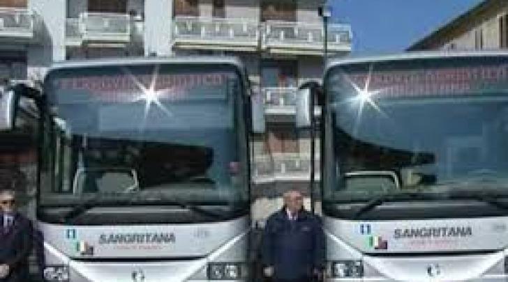 Autobus della Sangritana