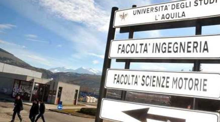 Facoltà Ingegneria L'Aquila