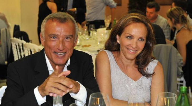 Piero Marrazzo e Patrizia Mancini