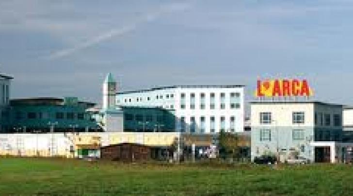 il centro commerciale Arca