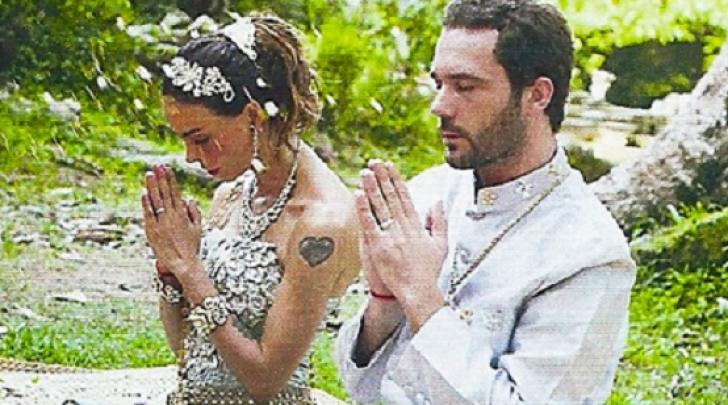 Nina Moric e Massimiliano Dossi