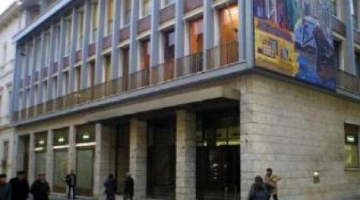 La sede centrale Tercas a Teramo