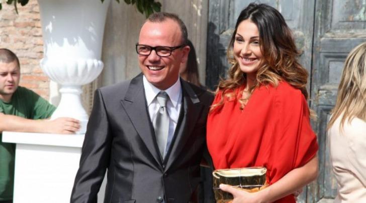 Anna Tatangelo con Gigi D'Alessio