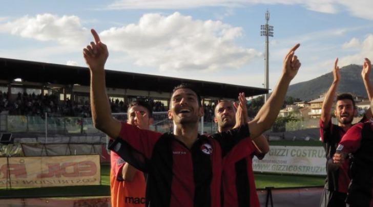 Del Pinto, l' eurogol non basta per la vittoria