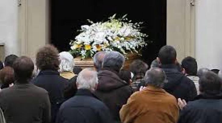 Funerali di Antonio Di Cintio