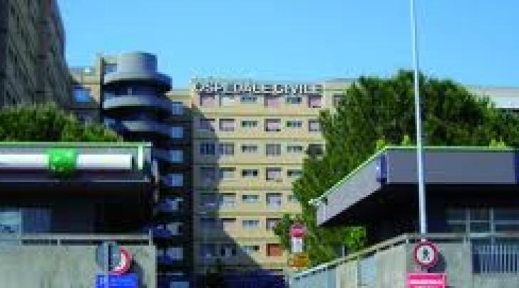 L'ospedale di Pescara, sede dell'Asl