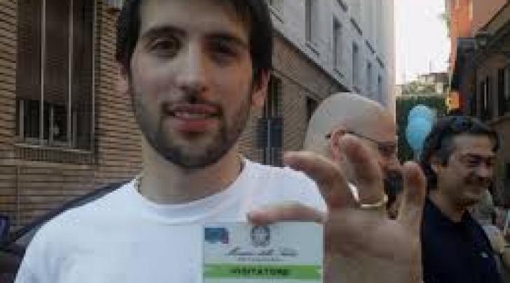 Andrea Sciarretta, il padre di Noemi