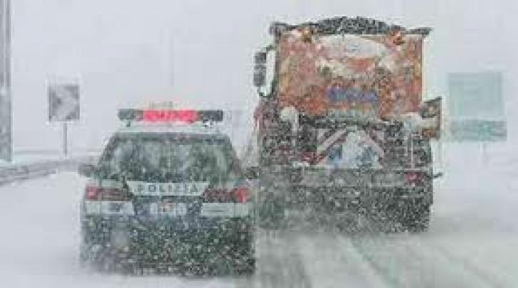 Neve su Avezzano Sora