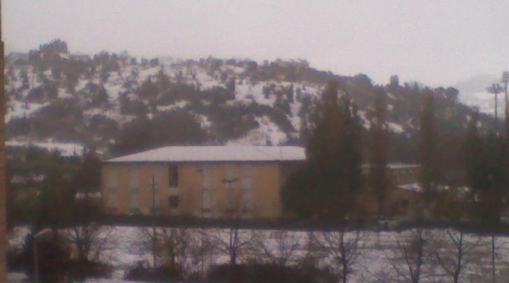 Neve su Chieti