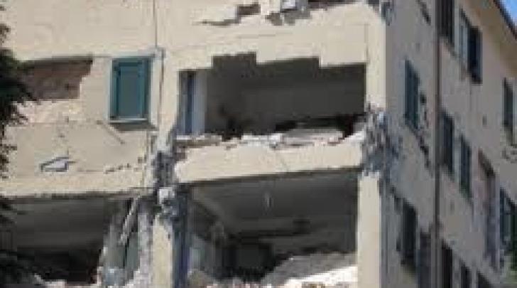 Ricostruzione case popolari