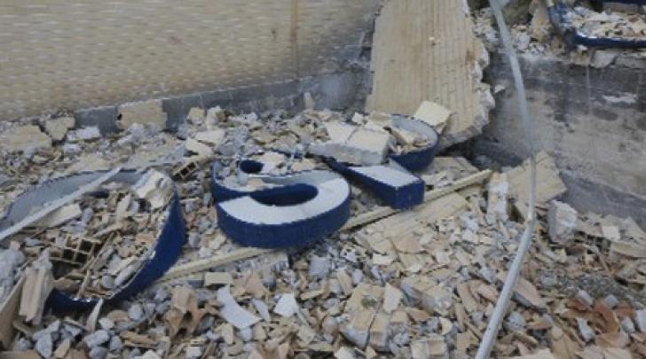 Terremoto L'Aquila- crollo ospedale
