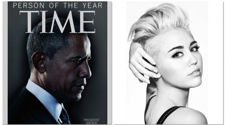 Barack Obama - Miley Cyrus