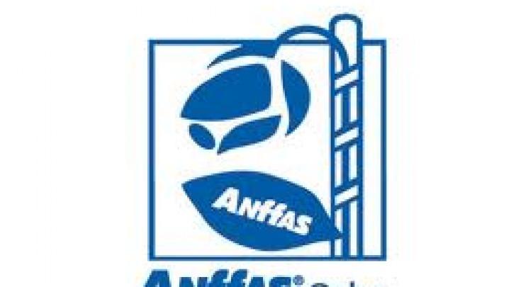 Il logo dell'Anffas