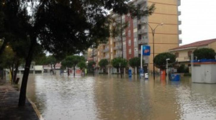 Maltempo Pescara