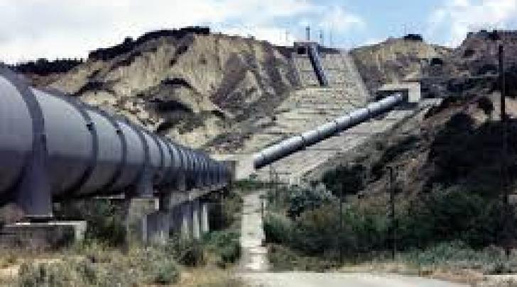 Rete idrica prossima al restauro nel Chietino