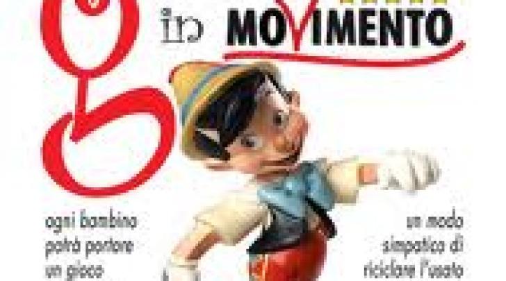 """La locandina del'iniziativa """"Giocattolo in Movimento"""""""
