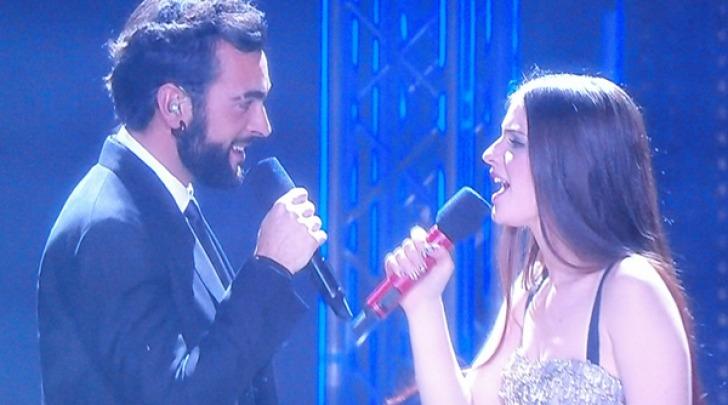 Marco Mengoni e Violetta