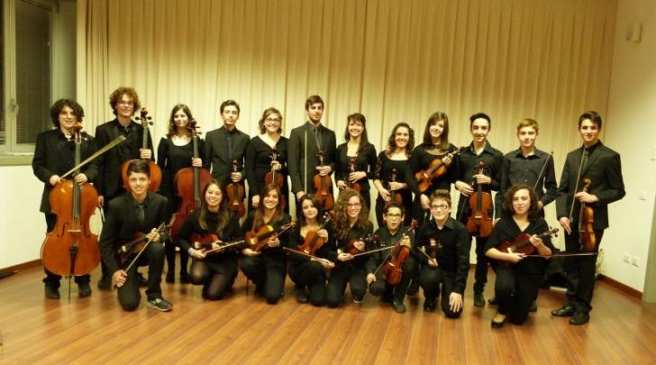 Youg Music@re Ensemble (concerto il 20 dicembre)