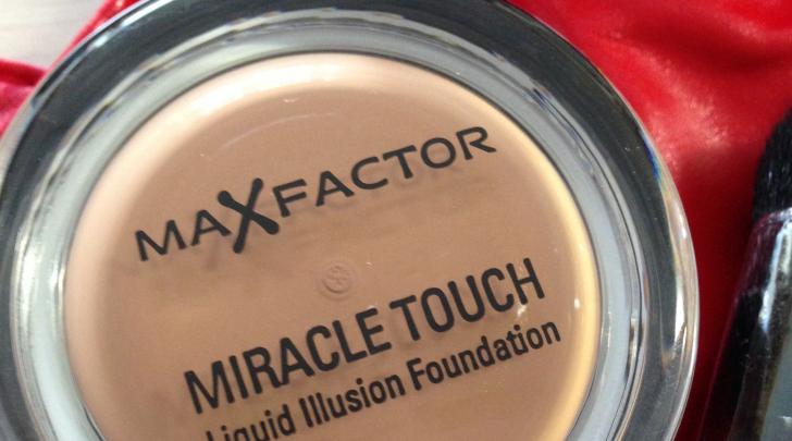 Fondotinta Max Factor
