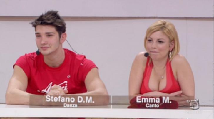 Stefano de Martino ed Emma Marrone