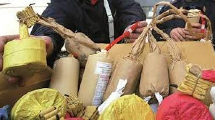 Botti illegali sequestrati dalla GdF