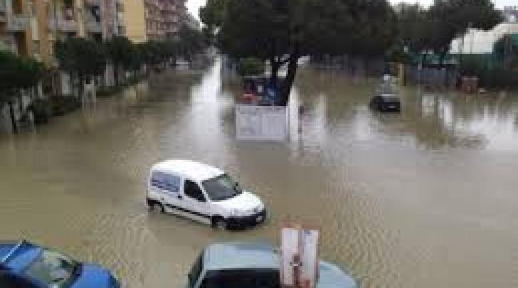 L'alluvione di Pescara del 2 dicembre
