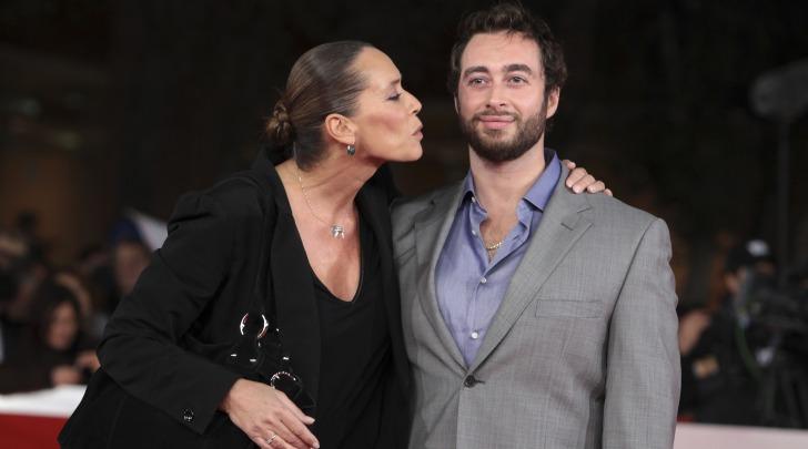 Barbara De Rossi e Anthony Manfredonia