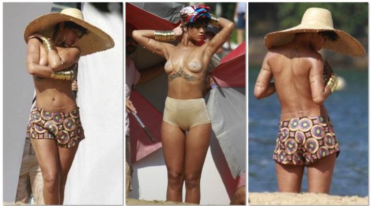 Rihanna Vogue Brasile