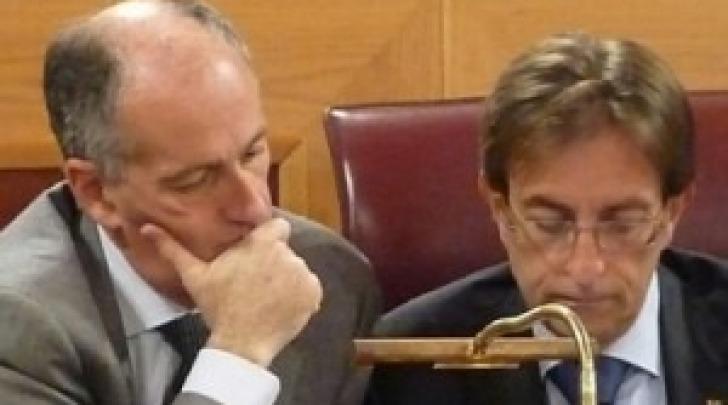 Franco Gabrielli e Massimo Cialente