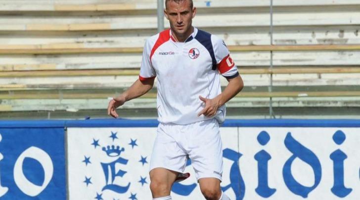 Marco Pomante, di nuovo in gol