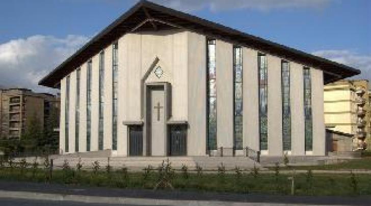 La chiesa dello Spirito Santo di Avezzano