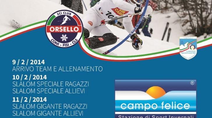 Criterium Interappenninico 2014 di Sci Alpino,