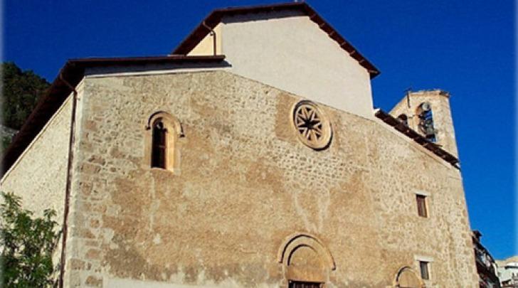 La chiesa della Madonna delle Grazie di Celano