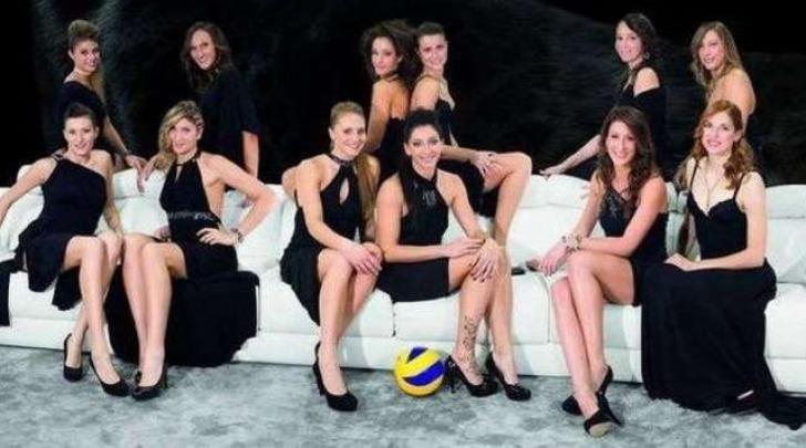 Pallavvoliste sexy, Imoco Volley Conegliano
