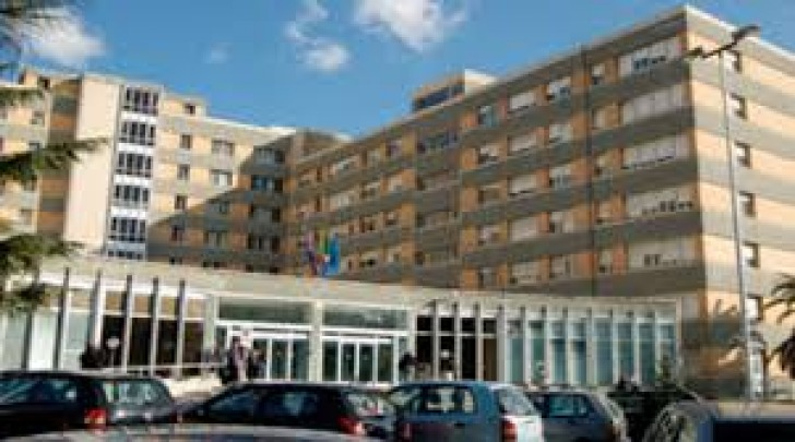 """L'ospedale """"Mazzini"""" di Teramo"""