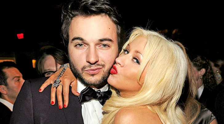 Christina Aguilera e Matt Rutler