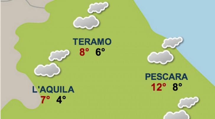 Meteo in Abruzzo