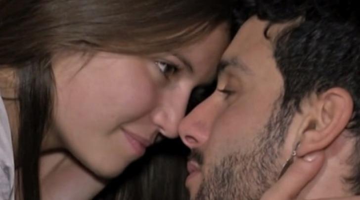 Rama Lila Giustini e Jonás Berami