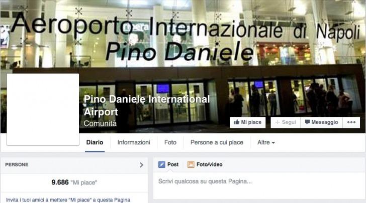 Pino Daniele International Airport