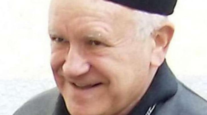 Monsignor Giovanni Innocenzo Martinelli (Ansa)