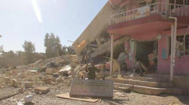 Isis, nuovo orrore: bruciate 45 persone in Iraq. Ecco le immagini dei media locali di Anbar