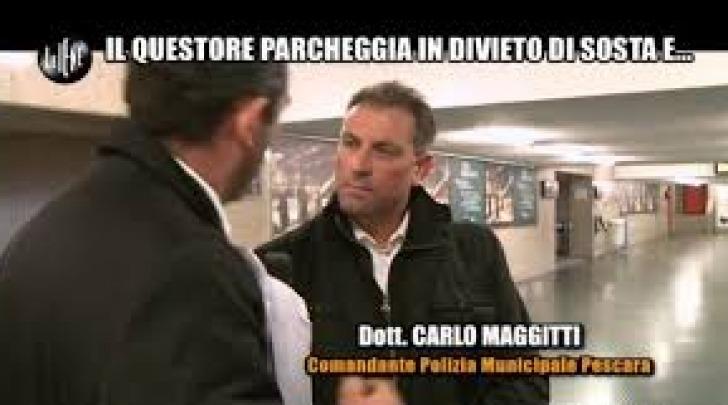 Carlo Maggitti intervistato da Matteo Viviani