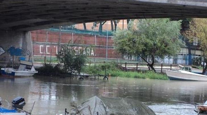 piena fiume Pescara
