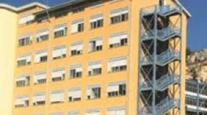 L'ospedale di Popoli