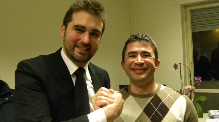 Silvio Paolucci e Marco Rapino
