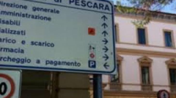 La sede della Asl di Pescara