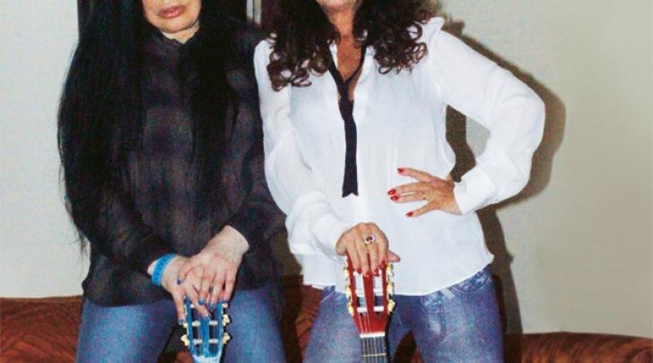 Marcella Bella e Loredana Bertà Foto Chi