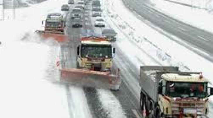 Piano neve autostrade